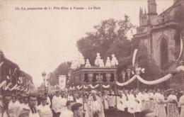 [44] Loire Atlantique > Nantes La Procession De La Fête Dieu à Nantes Le Dais - Nantes