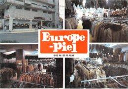 PIE-Z AR-19-2352 : EUROPE PIEL. BENIDORM - Espagne