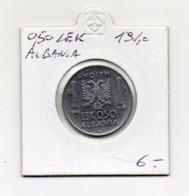 Italia - 1940 - Colonia Albania - 0,50 Lek - Vittorio Emanuele III° - (MW2661) - Colonies
