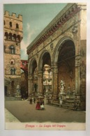 V 10939 Firenze - La Loggia Dell'Organa - Firenze (Florence)