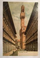 V 10940 Firenze - Gli Uffizi - Firenze (Florence)