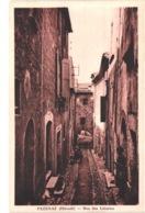 FR34 PEZENAS - Rue Des Litanies - Animée - Belle - Pezenas