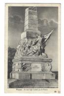1277 - PIAZZE SIENA AI SUOI FIGLI CADUTI PER LA PATRIA 1950 - Siena