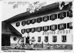 PIE-Z AR-19-2356 : SKYTOP SKILODGE. BERCHTESGADEN. - Berchtesgaden