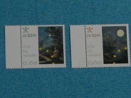 EUROPA 2009 -Paire Neuve Xx N° 1491/2 VATICAN - 2009