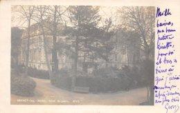 66 .n°106346 .  Vernet Les Bains .hotel Du Parc .jardin . - France