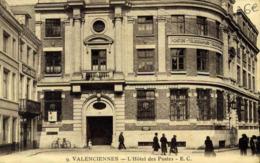 59 VALENCIENNES L'HOTEL DES POSTES / A 578 - Valenciennes