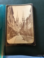 PHOTO 1900 Clermont Ferrand 63 Anciennes Photo Vers 1880 - Luoghi