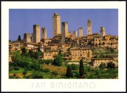ITALIA - SAN GIMIGNANO - PANORAMA - CARTOLINA NUOVA - Italy