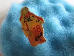 J Pin's Pin S Sapeurs Pompiers 18 - Pompiers