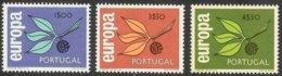 Portugal  1965 Yvertn° 971-973 *** MNH Cote 25 Euro  Europa Cept - 1965