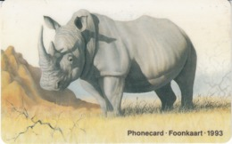 South Africa - 5 - Rhinoceros - CP SAEGE - Sudafrica