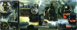 South Africa MTN R15 Set Locomotive - Sudafrica