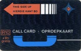 South Africa G.P.T.Trial Card R10 Orange Arrow - Sudafrica