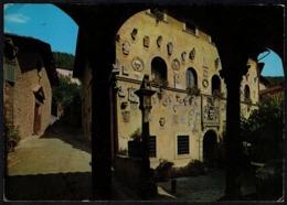 ITALIA - CUTIGLIANO - PALAZZO COMUNALE E SALITA SERINELLO - CARTOLINA VIAGGIATA - Italy