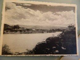 CONGO BELGE: TRES BEAU PANORAMA DE BOMA  AVEC TIMBRE N°307 ET 314 - Congo Belga - Otros