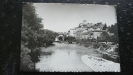 23 B - LOURDES (Htes-Pyr.) - Vue Du Gave Et Le Château Fort - Lourdes