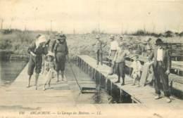 33 - ARCACHON - Le Lavage Des Huitres - Arcachon