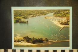 CP  29,  Pays De FOUESNANT, Cap Coz  Port La Foret - Fouesnant