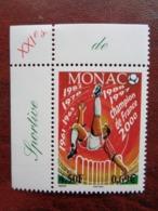MONACO 2000 - Y&T N° 2294 ** - CHAMPION DE FRANCE 2000 - Monaco