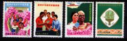 A6414) PR China 1971 Mi.1094-1097 Unused MNH - 1949 - ... People's Republic