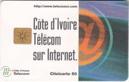 IVORY COST-N.26 Telecom Sur Internet - Côte D'Ivoire