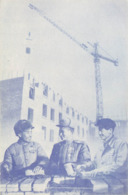 CHINE - Militaires - Chantiers N° 80257 - 1955 - Peu Courante - China