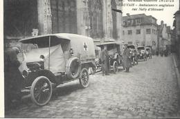 60-Beauvais- Ambulances Anglaises Rue Nully D'Hécourt En 1914/1915 - Beauvais