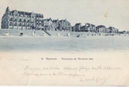 WESTENDE / PANORAMA 1905 - Westende