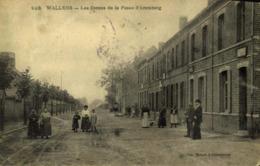 59 WALLERS LES CORONS DE LA FOSSE D'AREMBERG   / A 578 - Francia