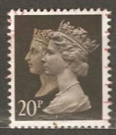 Great Britain: 1 Used Stamp From A Set, 1990, Mi#1241C(3) - 1952-.... (Elizabeth II)