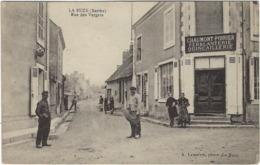 72  La Suze Sur Sarthe   Rue Des Vergers - La Suze Sur Sarthe