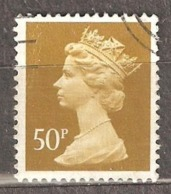 Great Britain: Single Used Stamp, 1990, Mi#1265C - Série 'Machin'