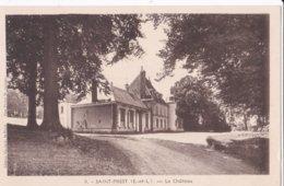 Carte 1930 SAINT PREST / LE CHATEAU - Autres Communes