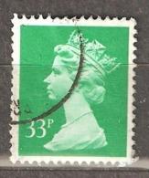 Great Britain: 1 Used Stamp From A Set, 1990, Mi#1289 - 1952-.... (Elizabeth II)