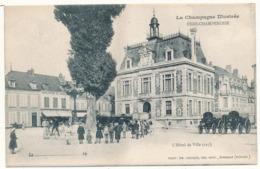FERE CHAMPENOISE - L'Hotel De Ville - Fère-Champenoise
