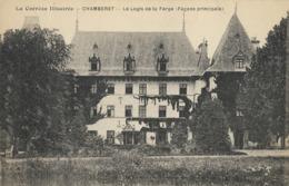 CARTE POSTALE ORIGINALE ANCIENNE : CHAMBERET LE LOGIS DE LA FARGE  CORREZE (19) - Autres Communes