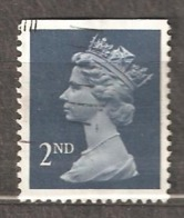 Great Britain: 1 Used Stamp From A Set, 1990, Mi#1281CDo - Série 'Machin'
