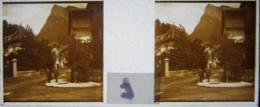 SAMOENS Et Environs, 1905 : 20 Plaques De Verre Stéréoscopiques. Positif. Village, Scènes Paysannes, Alpinisme.. - Diapositiva Su Vetro