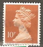 Great Britain: 1 Used Stamp From A Set, 1990, Mi#1283C - 1952-.... (Elizabeth II)