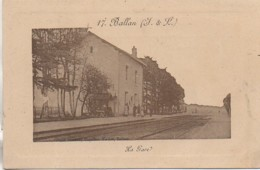 37  BALLAN La Gare - Gares - Sans Trains