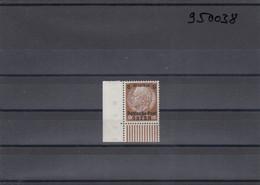 GG: Generalgouvernement MiNr. 1, **, Postfrisch, Bogennummer - Besetzungen 1938-45