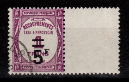 Taxe YV 65 Oblitere Cote 17 Euros - 1859-1955 Oblitérés