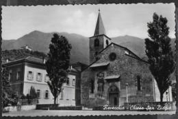 SVIZZERA - CHIESA SAN BIAGIO - FORMATO PICCOLO - NUOVA - TI Tessin