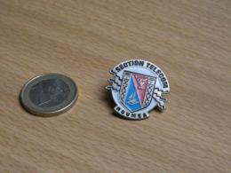 GENDARMERIE SECTION TELECOM. NOUMEA NOUVELLE CALEDONIE. - Militaria