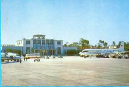China. Nanning. Airport. - Aerodromi