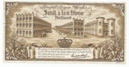 ROYAL CIGAR WORKS Smit & Ten Hove Holland. TOBACCO. - Publicités