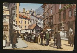 Bozen Bolzano Obstmarkt Gegen Norden - Bolzano (Bozen)