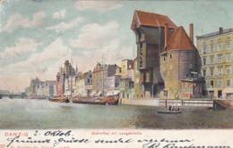 Danzig - Int. Frankatur            (A-133-190422) - Polen