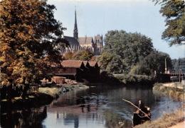 AMIENS Le Chemin De Halage 17(scan Recto-verso) MA1772 - Amiens